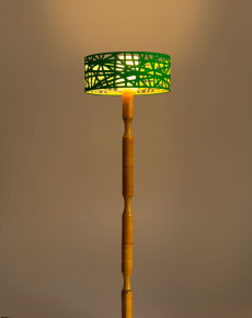 Chanapatna Floor Lamp
