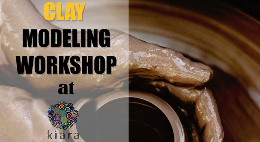 CLAY MODELING WORKSHOP